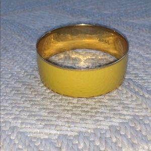 J. Crew Jewelry - Jcrew thick Enamel Bangle